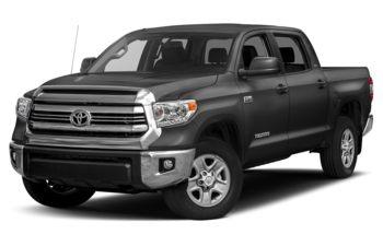 2017 Toyota Tundra - Magnetic Grey Metallic