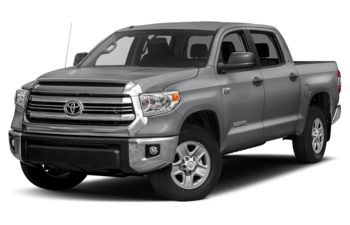2017 Toyota Tundra - Cement Grey