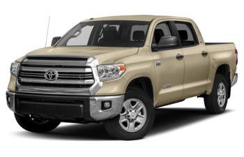 2017 Toyota Tundra - Quicksand