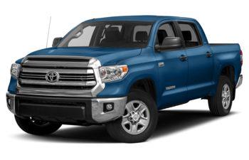 2017 Toyota Tundra - Blazing Blue Metallic