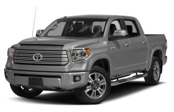 2017 Toyota Tundra - Silver Sky Metallic