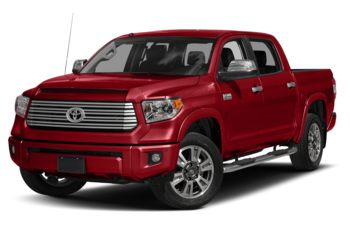 2017 Toyota Tundra - Barcelona Red Metallic