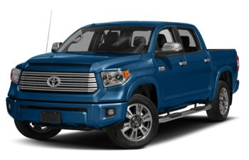 2017 Toyota Tundra - Blazing Blue Metallic