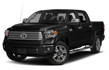 2017 Toyota Tundra - Attitude Black Metallic