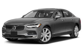 2017 Volvo S90 - Osmium Grey Metallic