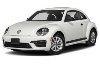 2019 Volkswagen Beetle - Pure White