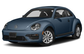 2018 Volkswagen Beetle - Platinum Grey Metallic