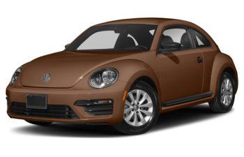 2017 Volkswagen Beetle - White Silver Metallic