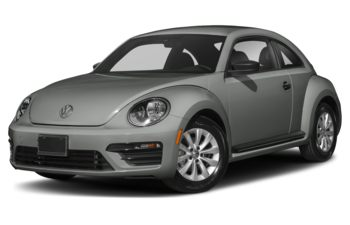 2019 Volkswagen Beetle - Platinum Grey Metallic