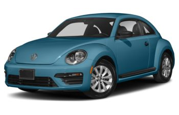 2018 Volkswagen Beetle - Silk Blue Metallic