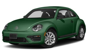 2018 Volkswagen Beetle - Bottle Green Metallic