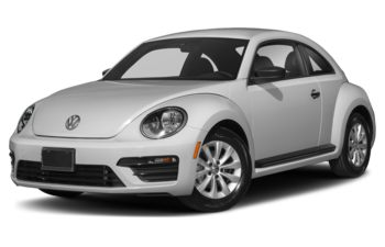 2018 Volkswagen Beetle - Habanero Orange Metallic