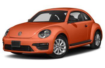 2018 Volkswagen Beetle - Deep Sea Teal