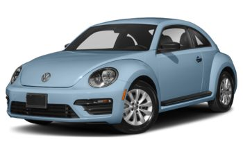 2019 Volkswagen Beetle - Stonewashed Blue