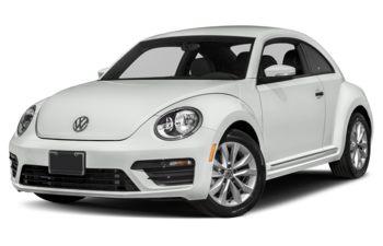2017 Volkswagen Beetle - Pure White