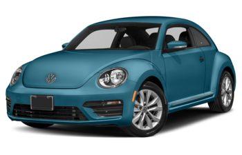 2017 Volkswagen Beetle - Silk Blue Metallic