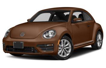 2017 Volkswagen Beetle - Dark Bronze Metallic