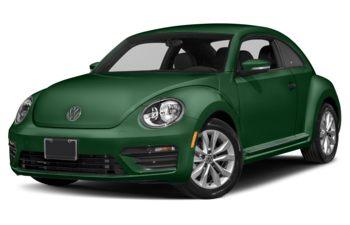 2017 Volkswagen Beetle - Bottle Green Metallic