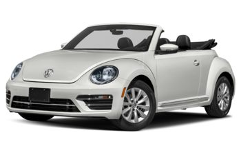 2018 Volkswagen Beetle - Pure White w/Black Roof