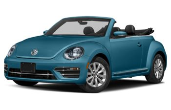 2018 Volkswagen Beetle - Silk Blue Metallic w/Black Roof