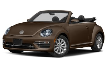 2018 Volkswagen Beetle - Dark Bronze Metallic w/Black Roof