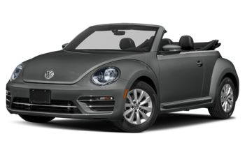 2018 Volkswagen Beetle - Platinum Grey Metallic w/Black Roof