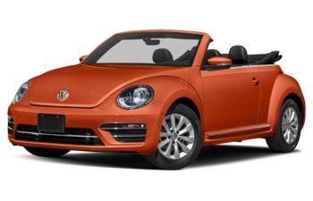 2018 Volkswagen Beetle - Habanero Orange Metallic w/Beige Roof