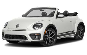 2018 Volkswagen Beetle - Sandstorm Yellow Metallic w/Black Roof