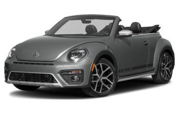 2018 Volkswagen Beetle - Platinum Grey Metallic w/Black Roof
