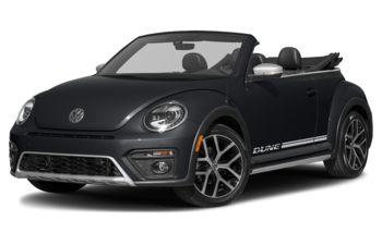 2018 Volkswagen Beetle - Deep Black Pearl w/Black Roof
