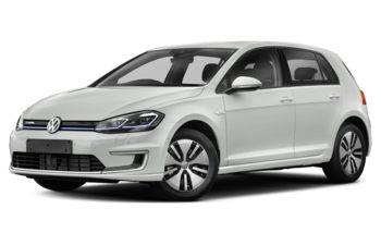 2017 Volkswagen e-Golf - Pure White