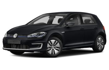 2017 Volkswagen e-Golf - Deep Black Pearl