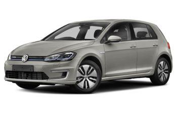 2017 Volkswagen e-Golf - Tungsten Silver Metallic