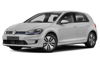 2017 Volkswagen e-Golf - White Silver Metallic