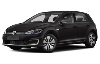 2017 Volkswagen e-Golf - Black Ruby
