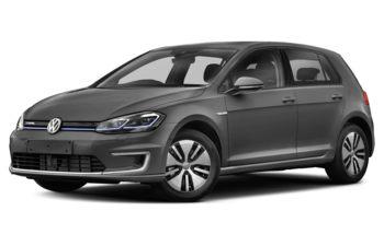 2017 Volkswagen e-Golf - Indium Grey Metallic