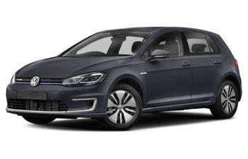 2017 Volkswagen e-Golf - Prussian Blue Metallic