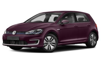 2017 Volkswagen e-Golf - Violet Touch Pearl