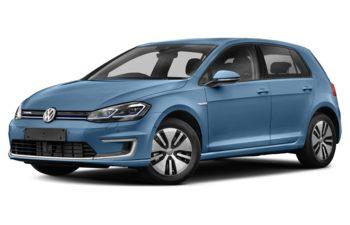 2017 Volkswagen e-Golf - Techno Blue Pearl