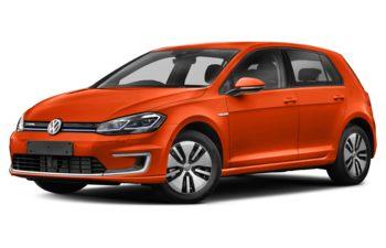 2017 Volkswagen e-Golf - TNT Orange