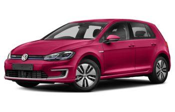 2017 Volkswagen e-Golf - Traffic Purple