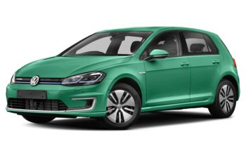 2017 Volkswagen e-Golf - Sarantos Turquoise