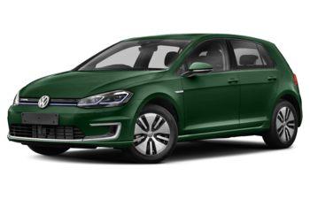 2017 Volkswagen e-Golf - Irish Green