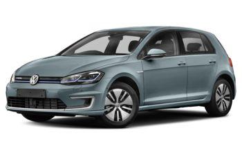 2017 Volkswagen e-Golf - Ice Blue