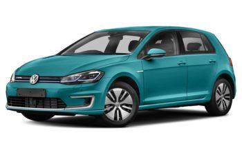 2017 Volkswagen e-Golf - 91 Blue