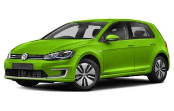 2017 Volkswagen e-Golf - Cliff Green