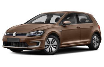 2017 Volkswagen e-Golf - Terra Brown