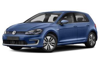 2017 Volkswagen e-Golf - Laser Blue Pearl