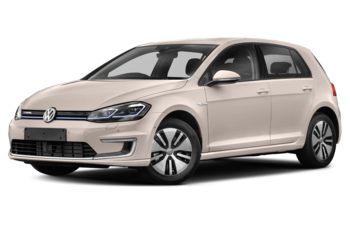 2017 Volkswagen e-Golf - Champagne Metallic