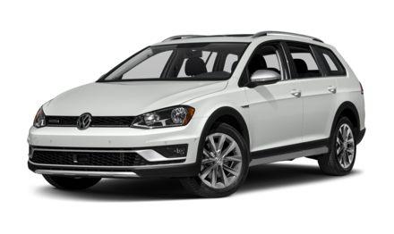 2018 Volkswagen Golf Alltrack 1.8 TSI